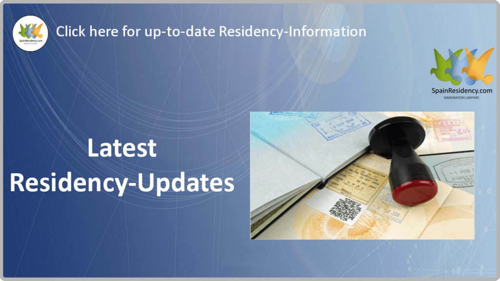 Residency in Spain | golden visa | span